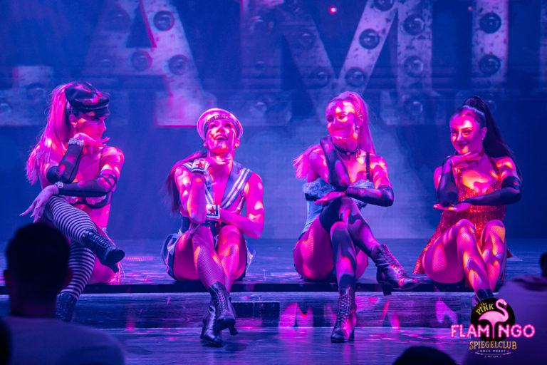 The Pink Flamingo Spiegelclub Gold Coast