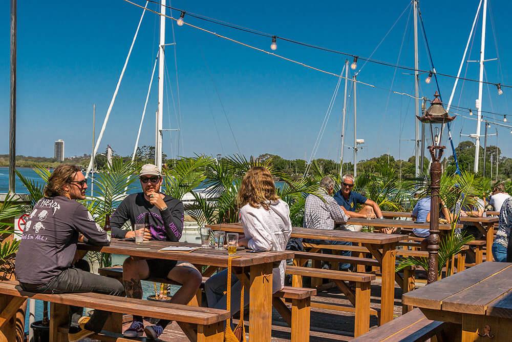 Ivory Waterside Tavern and Marina