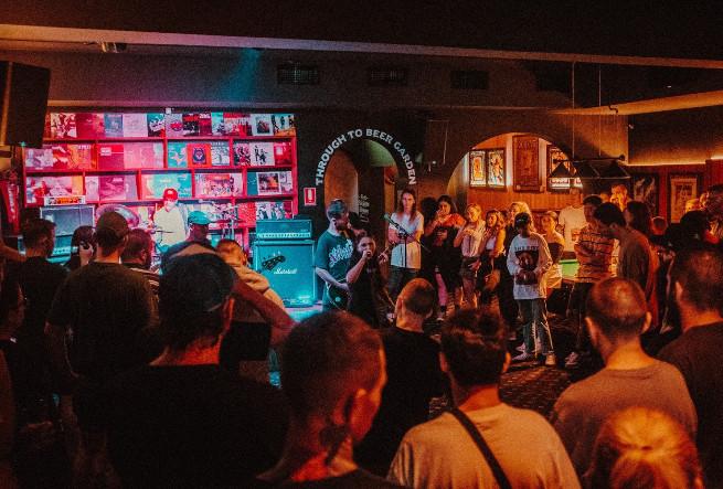 Crowbar Sydney
