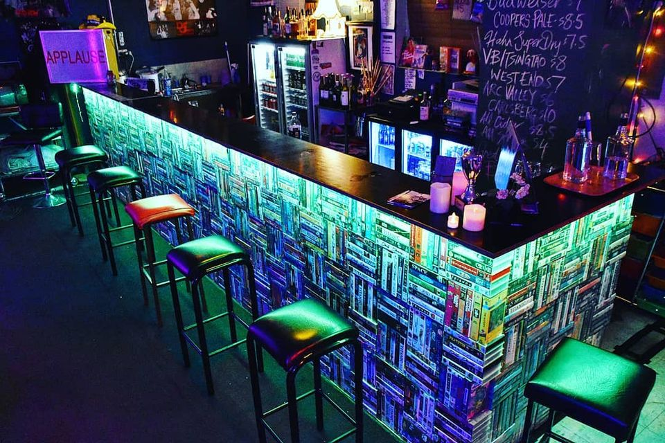 Broadcast Bar