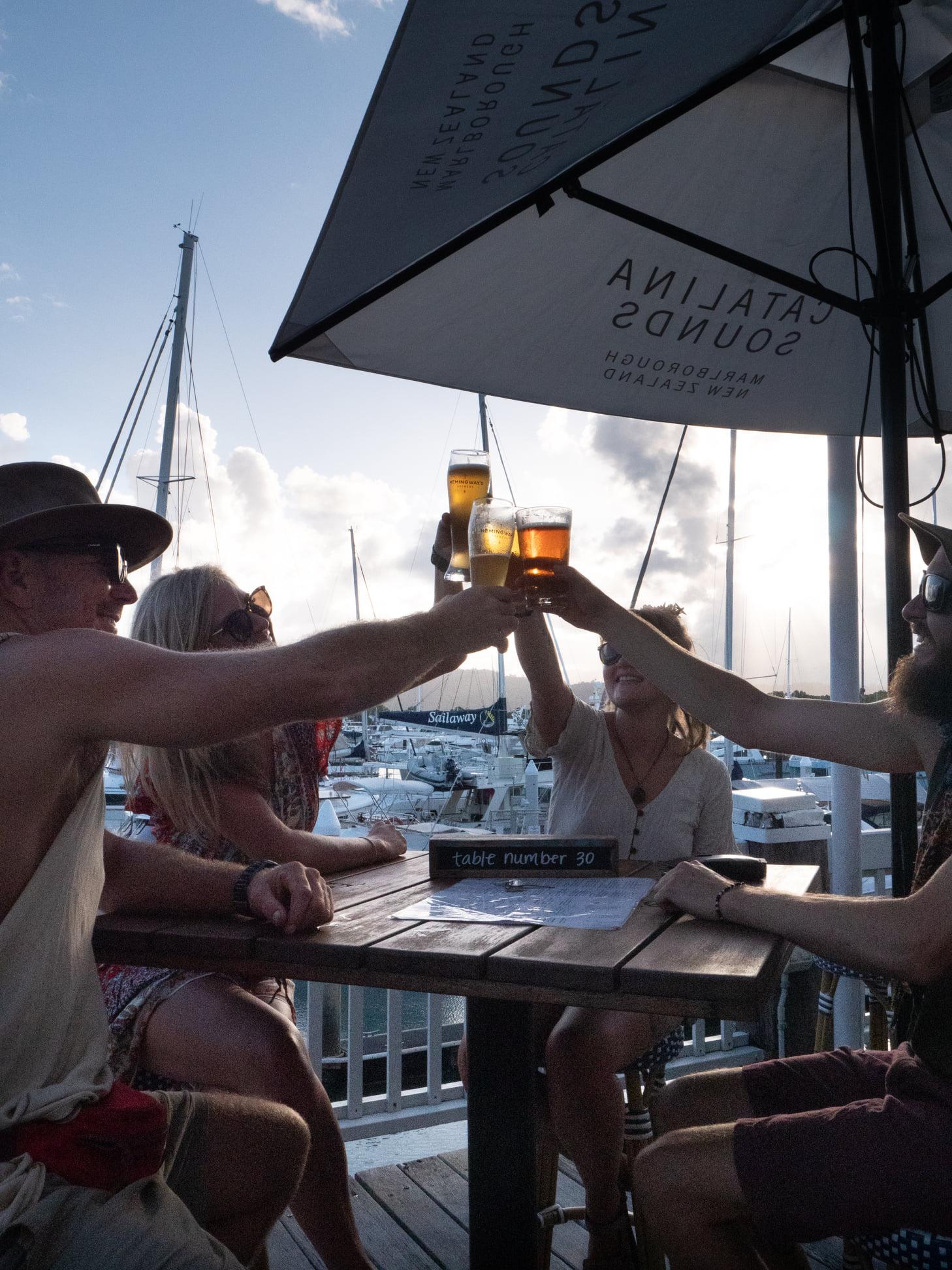 Hemingways Brewery Cairns Wharf
